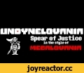 UNDYNELOVANIA: Spear of Justice in the style of MEGALOVANIA,Music,Undertale,Sans,Sans Genocide,Sans Genocide Boss Fight,Sans Boss Fight Theme,Megalovania,Megalovania Remix,Megalovania AU Remix,Undyne,Undyne Theme,Undyne Boss Battle,Undyne Boss Fight Theme Pacifist,Spear of Justice,Spear of Justice