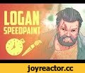 "Logan | Photoshop Speedpaint | Hugh Jackman Wolverine Marvel,Film & Animation,Logan movie,Logan 2017,Marvel,комиксы,Логан,Speedpaint,art,coloring,спидпейнт,Искусство,photoshop,Hi there! Everyone is talking about new Wolverine movie ""Logan"" and so do i. It's one of the best superhero films i have eve"