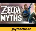 Zelda: Breath of the Wild Myths  - Vol. 1,Gaming,defendthehouse,dth,dthjoe,myths,myth,mythbusters,tips,tricks,secrets,easter eggs,glitch,glitches,stunt,stunts,zelda,breath of the wild,botw,zelda breath of the wild,*Contains minor spoilers* [Filmed on Wii U] Welcome to Zelda: Breath of the Wild