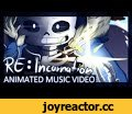 [Undertale] RE:Incarnation - Animation,Film & Animation,undertale,amv,animation,2d animation,music video,crusher-p,skeleton,game,clip studio paint,csp,games,neutral,undertale undyne,undertale sans,undertale gaster,undertale papyrus,undertale 2d animation,undertale fanart,undertale art,undertale