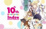"""Anniversary Index Prohibitorum У г' щ т V ч \ À Л """"7 X у •гТ("""