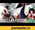 Nuclear Fusion (Utsuho Reiuji's Theme) || Metal Cover by RichaadEB,Music,nuclear fusion,solar sect of mystic wisdom,nuclear fusion metal,nuclear fusion remix,nuclear fusion guitar,nuclear fusion rock,nuclear fusion cover,SSOMW,solar sect of mystic wisdom metal,solar sect of mystic wisdom