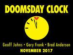 DOOMSDAY CLOCK Geoff Johns * Gary Frank * Brad Anderson NOVEMBER 2017
