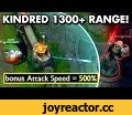 1300+ ATTACK RANGE KINDRED! 500% BONUS AS! (Kindred Rework),Gaming,vandiril,lol,1300,ATTACK RANGE,BIGGEST,kindred rework,wtf,league of legends,taking turrets without being attacked,outrange turrets,100 stacks,1325,Music: Zero-project - e-world (Visit http://www.zero-project.gr/ for more!) Thanks