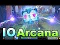 IO ARCANA - DOTA 2,Gaming,Dota 2,DOTA,arcana,io,http://blog.dota2.com/2017/05/exclusive-io-arcana/ Subscribe► http://bit.ly/noobfromua