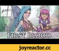 First Blood,Film & Animation,league of legends,rhrealism,first blood,lol parody,lol animation,league animation,league of legends animation,league minion,minions,funny lol video,funny league of legends video,winions,buttom lane,dragon trainers,league of legends parody,best league animation,funny