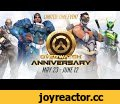 [NEW SEASONAL EVENT] Welcome to our Overwatch Anniversary!,Gaming,Overwatch,Blizzard Entertainment,Blizzard,FPS,First-Person Shooter,Team-Based Shooter,Objective-Based Shooter,Shooter,Action Game,Team Game,Objective-Based Game,Multiplayer Game,Hero,Heroes,Hero