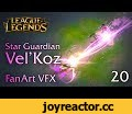 STAR GUARDIAN Vel'Koz (Definitive) - FanArt VFX 20,Gaming,vfx,fan,art,league,legends,champion,skin,preview,special,effects,abilities,riot,games,velkoz,vlad,kawaii,guardian,star,sg,space,lol,spotlight,sirhaian,DEFINITIVE version of my fan-made VFX for STAR GUARDIAN Vel'Koz. All feedback is greatly
