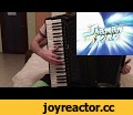 Shaman King - Western Opening | Accordion Cover,Music,shaman king,шаман кинг,opening,accordion,cover,music,accordion cover,accordion music,shaman king opening,шаман кинг опенинг,Shaman King is the anime of my childhood. It means A LOT to me. In Russia the western opening was used and was sung by som