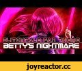 [Glitchtale] Bete Noire's Nightmare [Betty's FEAR: Fanmade Battle Theme],Music,Betty Noire,Bete Noire,Glitchtale,Glitchtale Remix,Undertale Remix,Undertale,nyxtheshield,Glitchtale Series,camila cuevas,glitchtale betty,bete,noire,Season 2,Glitchtale Season 2,Glitchtale Music,Glitchtale
