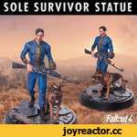 SOLE SURVIVOR STATUE