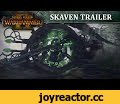 Total War: WARHAMMER 2 – Skaven In-Engine Trailer,Gaming,Total War,Creative Assembly,CA,Ultra,High,60FPS,new,1080p,gameplay,skaven,hell pit abomination,doomwheel,warpstone,trailer,announce,in-game,rats,council,clan,moors,pestilens,vermintide,rodent,warhammer,game,rat ogres,Bursting forth from their