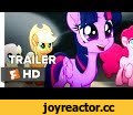 My Little Pony: The Movie Trailer #2 (2017) | Movieclips Trailers,Film & Animation,My little pony,my little pony trailer,my little pony: the movie,my little pony: the movie trailer,2017,my little pony movie,uzo aduba,emily blunt,kristin chenoweth,michael pena,zoe saldana,liev schreiber,sia,jayson