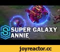 Super Galaxy Annie Skin Spotlight - Pre-Release - League of Legends,Gaming,Super Galaxy Annie,Skin Spotlight,Annie,Super Galaxy,gameplay,preview,League of Legends,Annie Champion Spotlight,Super Galaxy Annie Skin Spotlight,Super Galaxy Annie Skin,SkinSpotlights Super Galaxy Annie,Super Galaxy Annie