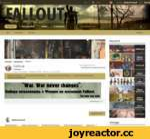 FALLOUT Добрым КащейВыход JoyReactor ОБСУЖДАЕМОЕ О ФЭНДОМЕ случайный пост Все Хорошее Лучшее Бездна Fallout Фоллаут. Лиапис чиксе: ¿364 Сообщений: 7536 Рей I юн notion. &3J 36.7 Вы модератор тега. Отказаться от модеозтоЕ<т&з р_еда^1икр.е^1ь_т.е:подр.з^е^э^а^и.в^о.сп, nS?P£SHiHß^ßA^!