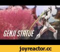 """[NEW STATUE] Genji 