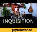 Sera was never - Dragon Age Inquisition (Gingertail Cover),Music,Dragon Age,Dragon Age Inquisition,Sera was never,Dragon Age: Origins,OST,Leliana's Song,Soundtrack,Game Music,Acoustic,Acoustic Cover,Guitar,Guitar cover,song,vocal,vocal cover,flute,whistle,Драгон Эйдж,кавер,гитара,гитарный кавер,музы