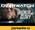 "Overwatch Animated Short | ""Honor and Glory"",Gaming,""Overwatch Animated Short 