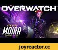 "[NEW HERO COMING SOON] Introducing Moira | Overwatch,Gaming,""[NEW HERO COMING SOON] Introducing Moira 
