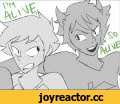 """I'm Alive"" - Aaron Tveit [Lyricstuck],Film & Animation,Homestuck,MS Paint Adventures (Comic Strip),Andrew Hussie,John Egbert,Jane Crocker,Jake English,Rose Lalonde,Roxy Lalonde,Kanaya Maryam,Karkat Vantas,Jade Harley,Terezi Pyrope,Gamzee Makara,Lyricstuck,Aaron Tveit (Theater Actor),Once a"
