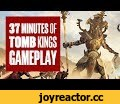 37 minutes of Total War: Warhammer 2 Tomb Kings Gameplay (Campaign/Battle),Gaming,tomb kings,tomb kings gameplay,total war warhammer 2 tomb kings,total war warhammer 2 tomb kings gameplay,total war warhammer tomb kings,total war warhammer tomb kings gameplay,tomb kings legendary lords,total war