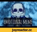 Emotional meme | Sans,Entertainment,emotional,meme,emotional meme,animation,sans,sans the skeleton,sans undertale,undertale,undertale animation,undertale fanart,fanart,game,light,memes,motion,2d art,2d animation,premiere pro,paint,tool,sai,painttoolsai,amonday,art,drawings,snow,Thank you guys so