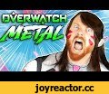 OVERWATCH METAL (OFFICIAL MUSIC VIDEO),Music,riffshop,metal,overwatch,overwatch metal,dva,genji,weeaboo metal,hentai metal,blizzard,doomfist,mccree,pharah,reaper,soldier