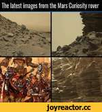 The latest images from the Mars Curiosity rover