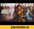 "[NEW HERO NOW AVAILABLE] Introducing Brigitte | Overwatch,Gaming,""[NEW HERO NOW AVAILABLE] Introducing Brigitte 