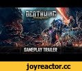 Space Hulk: Deathwing Enhanced Edition - Gameplay Trailer,Gaming,Space Hulk: Deathwing,Games Workshop,Games,Workshop,Genestealer,Deathwing,Marines,Dark,Angels,Terminator,Warhammer,40K,Nextgen,Unreal engine,Chaos,FPS,First-Person Shooter,StreumOn,Studio,Focus Home Interactive,Space Marines,Space