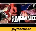 TOUHOU - Shanghai Alice of Meiji 17    METAL COVER by RichaadEB,Music,TOUHOU,embodiment of scarlet devil,china's theme,meilings theme,shanghai alice of meiji 17,shanghai alice,hong meiling,touhou metal,touhou guitar,touhou remix,eosd metal,richaadeb,shanghai alice metal,shanghai alice