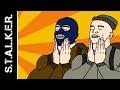 Типичные сталкеры (S.T.A.L.K.E.R. АНИМАЦИЯ),Gaming,munchkin_iii,munchkin,манчкин,официальный,official,mundifaj,stalker,s.t.a.l.k.e.r.,s.t.a.l.k.e.r. 2,stalker 2,сталкер,сталкер 2,2021,анимация,мульт,мультик,animation,anim,mult,online,mod,не лезь,не лезь сталкер,не лезь блять дебил сука ебаный,cartoo