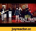 Crazy Train - Ozzy Osbourne (Motown Style Cover) ft. Jennie Lena,Music,crazy train,cover,vintage,motown,jazz,tambourine guy,jennie lena,the voice of holland,robyn adele anderson,ozzy osbourne,black sabbath,pmj,postmodern jukebox,amsterdam,tim kubart,ozzy osbourne cover,crazy train cover,ozzy