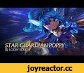 Star Guardian Poppy | Login Screen - League of Legends [unofficial],Gaming,leagueoflegends,star guardian poppy login,sg poppy login,fan login,sg poppy fan login,Hello guys, here's my star guardian Poppy fan made login screen. Most part of the process was done on livestream, you can find the past