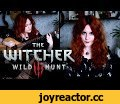 The Witcher 3 - The Song of the Sword Dancer (Gingertail Cover),Music,The Witcher 3,Wild Hunt,Percival,percival schuttenbach,The Witcher 3: Wild Hunt,Hearts of Stone,Wiedźmin,Dziki Gon,Soundtrack,OST,Alina Gingertail,Game music,Cover,Acoustic,Acoustic C