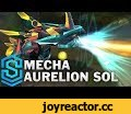 Mecha Aurelion Sol Skin Spotlight - Pre-Release - League of Legends,Gaming,Mecha Aurelion Sol,Skin Spotlight,Aurelion Sol,Mecha,gameplay,preview,League of Legends,Aurelion Sol Champion Spotlight,Mecha Aurelion Sol Skin Spotlight,Mecha Aurelion Sol Skin,SkinSpotlights Mecha Aurelion Sol,Mecha