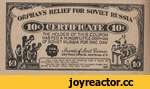 RELIEF for soviet CERTIFICATE THE HOLDER OF THIS COUPON HAS FED A HUNGRY LITTLE ORPHAN OF SOVIET RUSSIA FOR ONE DAY ¿¿tiMidj (/AsT anuuiy 201 West 13rth St.N'EWYoRX N.Y YOU CAN HELP BIST BY SENDING fOR A BOOK Ol COUPONS AND SELLING THEM. 'THANK YOU BWT-ORPHANS GET HUNCRV EVERY DAY. MORE HUNG