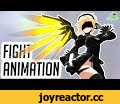 Mercy's Fantasy (Overwatch Fight Animation),Film & Animation,fight,animation,dillongoo,dillon,goo,katsu,cat,mercy,unleashed,mercy unleashed 2,mercy unleashed,mercy fantasy,nier automata,2b,mercy 2b,2b mercy,overwatch,overwatch fight animation,2b unleashed,mercy animation,sexy mercy,nier mercy,neir