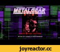 Metal Gear Solid: Title Screen - Full HD Remake,Film & Animation,Metal Gear Solid (Video Game),Konami (Video Game Developer),Hideo Kojima (Video Game Designer),Solid Snake (Film Character),Metal Gear (Video Game Series),David Hayter (Video Game Actor),Retouched, Remastered and Remade. A more