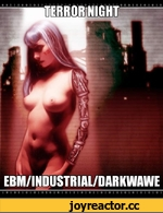 Terror Night EBM/INDUSTRIAL/DARKWAWE