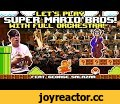 Let's Play - Super Mario Bros. LIVE w/FULL ORCHESTRA! (ep.1),Music,adam neely,big band,jazz,jazz cover,jazz orchestra,koji kondo,let's play,mario bros theme song,nintendo,orchestra,sax,super mario bros,super mario brothers,swing,swing orchestra,trombone,vgm,video game,video game jazz,video game