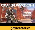 "[NEW HERO] Introducing Ashe | Overwatch,Gaming,""[NEW HERO] Introducing Ashe 