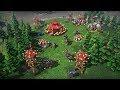 Warcraft III: Reforged — игровой процесс (ruRU),Entertainment,Blizzard Entertainment,Warcraft III,Warcraft III: Reforged,2018,Orc,Human,Trailer,Reforged,Remastered,Reign of Chaos,Frozen Throne,орки,люди,трейлер,Война возвращается: http://www.playwarcraft3.com   Поле брани ждет — выберите одну из чет