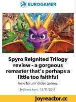 | EUROGAMER