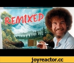 Bob Ross Remixed | Happy Little Clouds | PBS Digital Studios,Entertainment,bob ross,joy of painting,happy little trees,happy little clouds,pbs,pbs digital studios,remix,painting,oil paint,canvas,afro,public media,i believe,autotune,melody sheep,john d. boswell,symphony of science,off book,idea