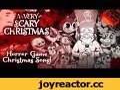 A VERY SCARY CHRISTMAS | Horror Game Xmas Song! FNAF, Bendy, Baldi, DDLC and more!,Music,FNAF,Freddy,Bonny,Chica,Foxy,Puppet,Five Nights at Fredy's,Bendy,Boris,Alice Angel,Ink Machine,Baldi,Basics,Playtime,DDLC,Yuri,Natsuki,Monika,Sayori,Literature Club,Golden Freddy,Little Nightmares,Emily,Wants