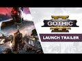 Battlefleet Gothic: Armada 2 - Launch Trailer,Gaming,Battlefleet Gothic: Armada,Focus Home Interactive,Tindalos Interactive,Focus Home,Focus,Tindalos,Warhammer Fantasy,Games Workshop,Battlefleet Gothic: Armada 2,Available today :