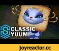Classic Yuumi, the Magical Cat - Ability Preview - League of Legends,Gaming,Champion Spotlight,Yuumi Magical Cat,Yuumi,Skins,SkinSpotlights,Riot Games,Yuumi Champion Spotlight,Yuumi Teaser,Yuumi Reveal,Yuumi New Champion,League of Legends (Video Game),Yuumi skin spotlight,Yuumi skin