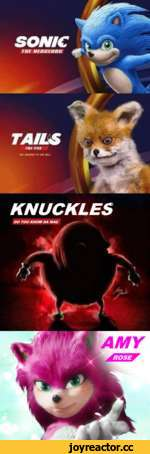 KNUCKLES AMY