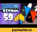 """HeroStorm Ep59 """"The Eternal Conflict"""",Film & Animation,Heroes of the Storm,eternal conflict,diablo,tennis,funny,cartoon,blizzard entertainment,abathur,Help Support the Cartoons: http://www.patreon.com/carbotanimations Shirts: https://www.teepublic.com/user/carbotanimations"""